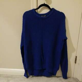 American Apparel Oversized Fisherman Knit