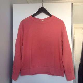 H&M Pink Sweater