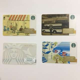Starbucks Cards | Limited Edition