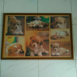 Puzzle Frame 80*95