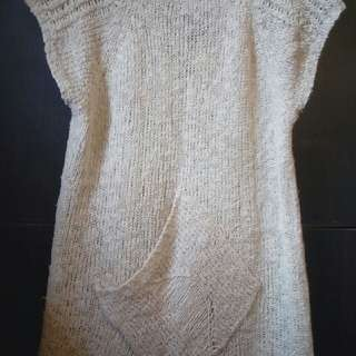 knitted top/dress