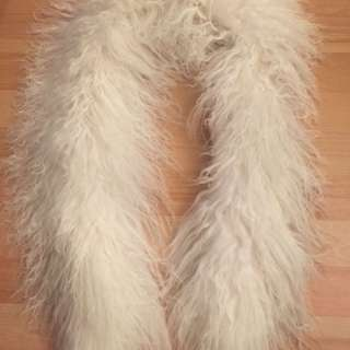 Real Fur Scarf
