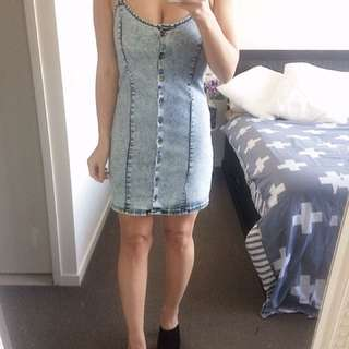 Princess Polly Denim Dress