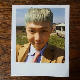 WTT/WTS YOUNG FOREVER RAPMONSTER OFFICIAL PC