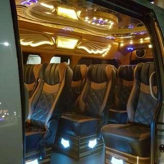 Highroof VIP Executive 13 Seater