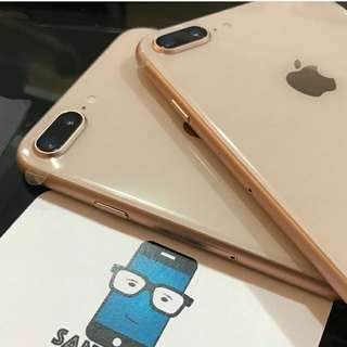 Unlocked Gold Iphone 8 Plus 64GB Includes Charger Apple HeadSet Includes Apple Insurance As Well As Full Refunds If Not Satisfied  Please Pm With Offers Thank You For Choosing #SantiagoSmartShop