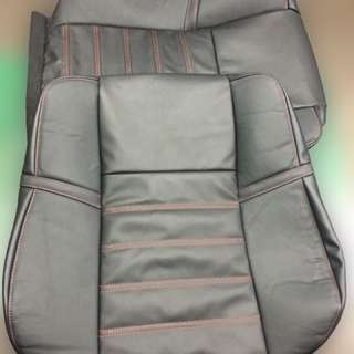 Original Leather Seat Cover - Honda Civic FD