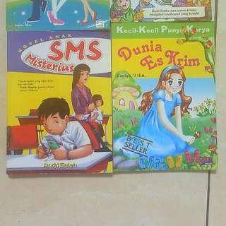 Kkpk , Ccpk , Novel Anak
