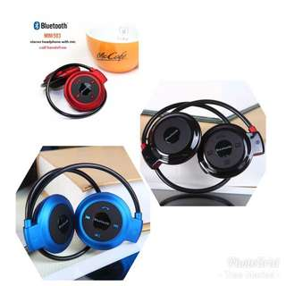 Bluetooth wireless type headset stereo