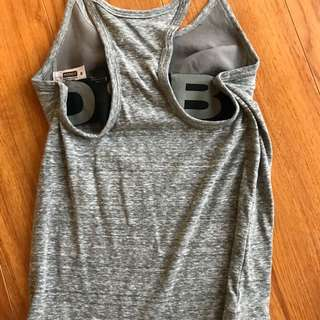 BONDS Singlet (built in bra)