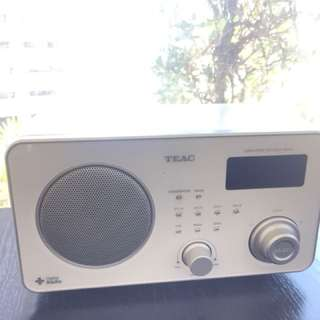 Teac DAB+ Digital Radio / Alarm