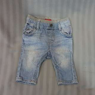 Baby Boy Jeans - Mothercare