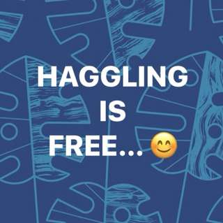 💚 HAGGLING IS FREE😊💚