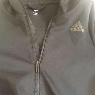 adidas climate running jacket
