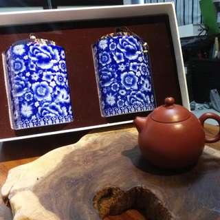 茶葉罐禮盒