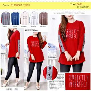 Perfectly Perfect Shirt Longhand