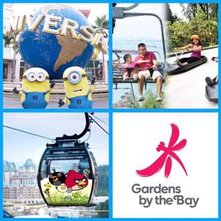 Discounted Singapore Attraction Tickets
