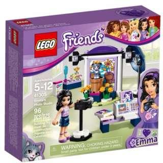 LEGO 41305 艾瑪的攝影工作室