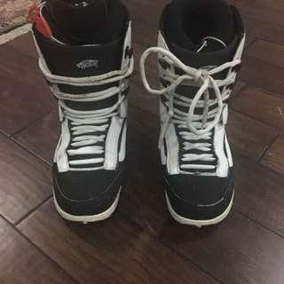Vans Men's Snowboarding Boots