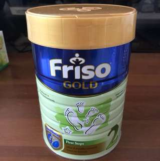 Friso Gold 2, 900g
