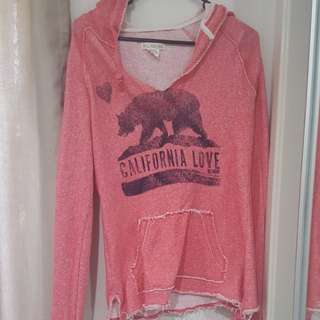 Medium billabong cali surf hoodie