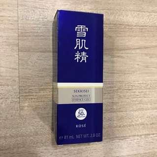 Kose Sekkisei Sun Protect Essence Gel (81ml)