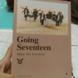 Seventeen 專輯