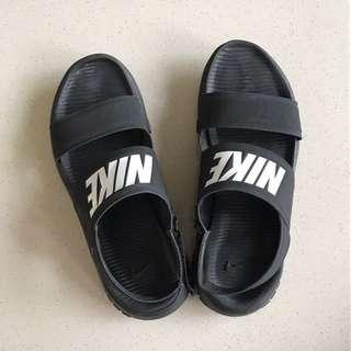 凱蒂.com 二手 Nike TANJUN SANDAL魔鬼氈輕量防水雙帶涼鞋