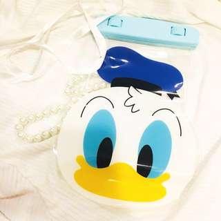 Waterproof Phone Bag -Donald duck