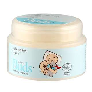 Buds Organics Calming Rub Cream