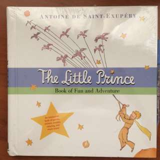 The Little Prince: Book of fun and adventure (hardcover)