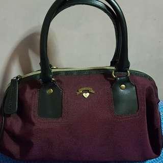 Authentic Victoria's Secret Bowler Bag