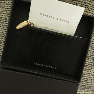 Charles And Keith Coin Wallet