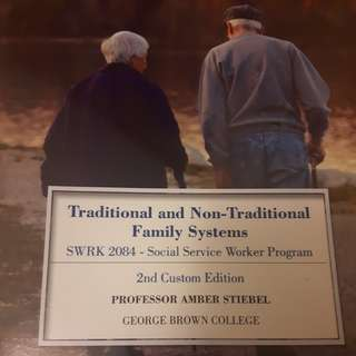 Traditional and Non- Traditional Family Systems Textbook