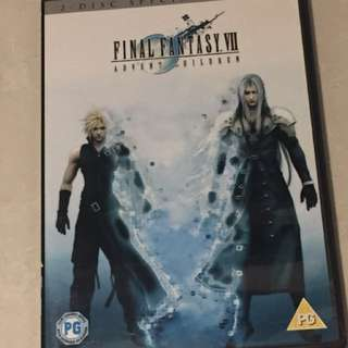 DVDs for sale!! (Evolution, XMen 3, Final Fantasy) lowered price!!