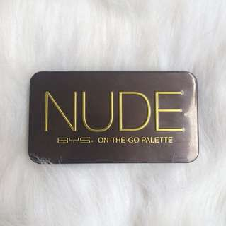 BYS Nude On The Go Palette