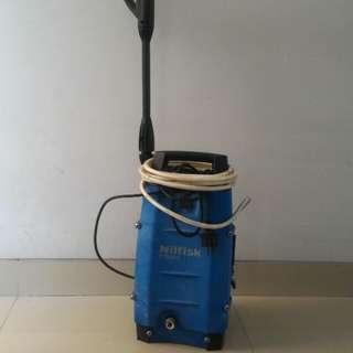 Mesin steam nilfisk c 100.5