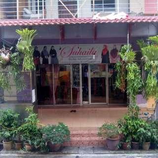 Shop lot Bandar Tasik Puteri