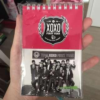 Exo Notebook