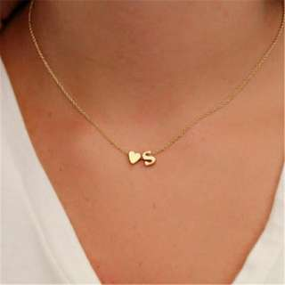 Choose A Letter Necklace