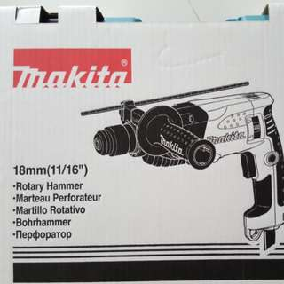 Makita Rotary Hammer Model HR1830