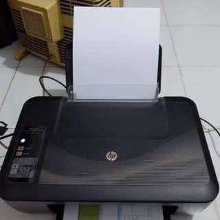 JUAL CEPAT PRINTER HP 2520 Kurang Box Aja Semua Masih Capek Banget Asli Dan Free Ongkir, COD juga Boleh