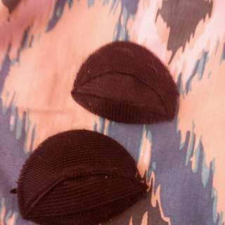 Hair pads for updo small and big