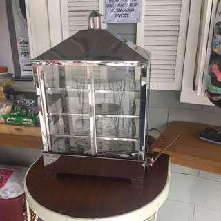 Steamer for siomai/siopao