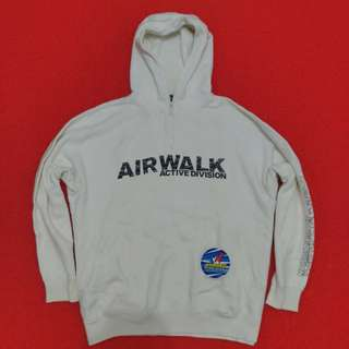 half zip air walk