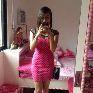 Candies polka dots dress