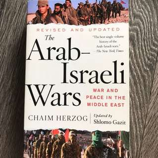 The Arab-Israeli wars - War and peace in the Middle East