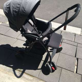 Baby pram in excellent condition