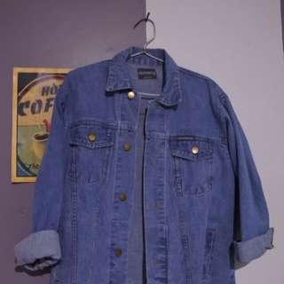 Roughneck Denim Jacket