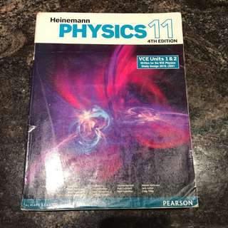 Heinemann physics 11 (4E)